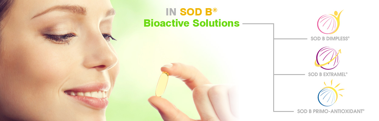 In SOD B Bioactive Solutions