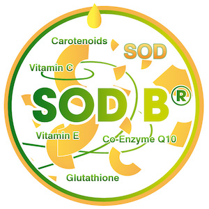 SOD B Composition