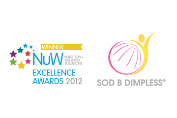 Award 2012 beauty innovation