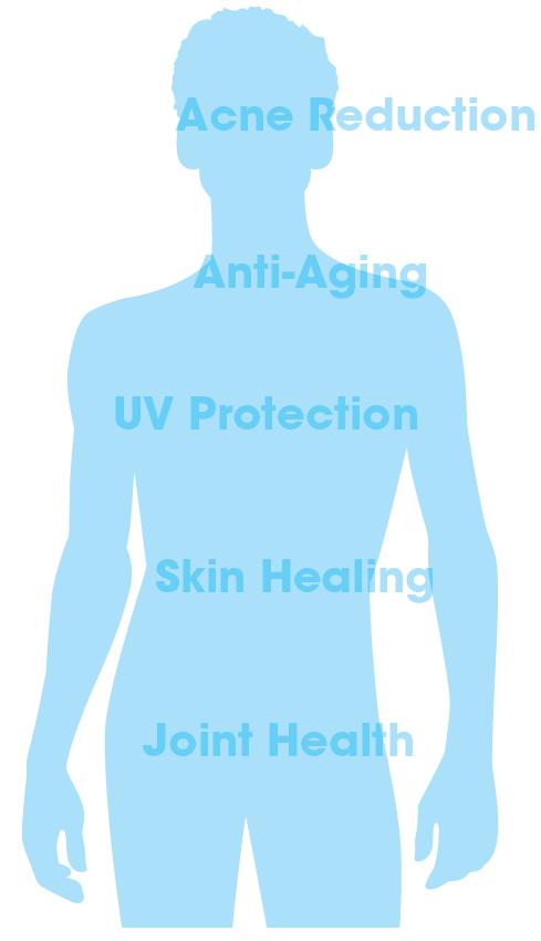 SOD B Primo antioxidant HEALTH BENEFITS