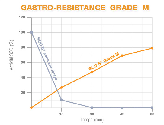 Gastro Resistance