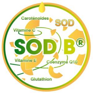 SOD B Composition