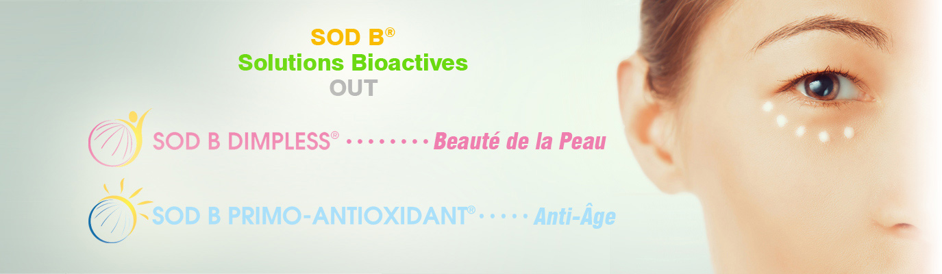 SOD B solutions bioactives out